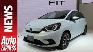New Honda Jazz - supermini gets brand new hybrid system by Auto Express