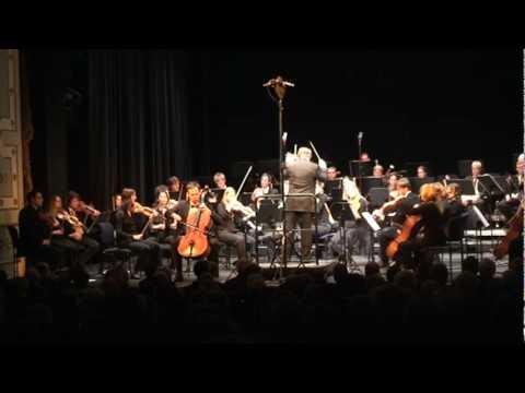 Goltermann cello concerto Nr. 4 G op 65 (part 1/2) live! (видео)