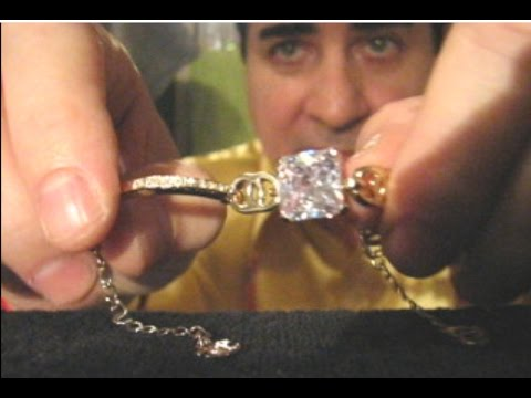 Male ASMR soft spoken designer jewelry sales Chanel, Van Cleef, Versace, Vuitton