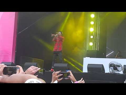 August Alsina - Numb - Live The Hague - August 1