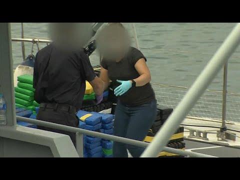 Κατασχέθηκαν μεγάλες ποσότητες κοκαΐνης στη Μάγχη