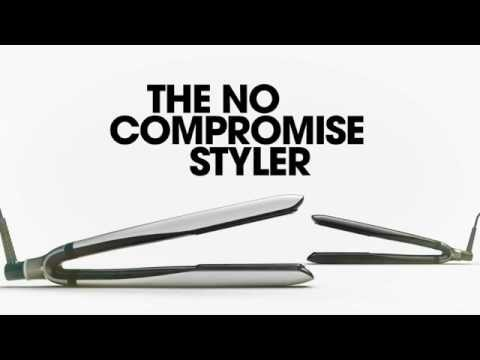 ghd Platinum Black Styler