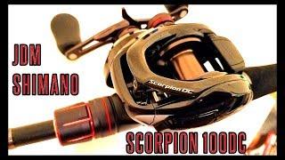 Video JDM SPOTLIGHT: SHIMANO SCORPION 100DC... TOP OF THE LINE CURADO? MP3, 3GP, MP4, WEBM, AVI, FLV Mei 2019