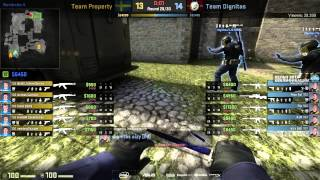 Dignitas vs Property, game 1
