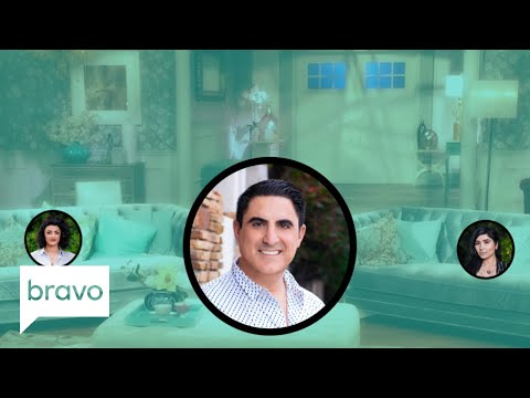 Shahs Of Sunset: Get Your First Look At The Shahs Of Sunset Season 7 Reunion | Bravo