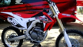 8. 2017 Honda CRF 250 - Dirt Bike Magazine
