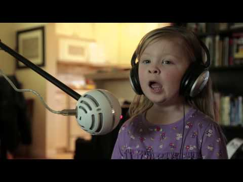sing - This video was not made to show off my daughters' singing skills....in the future, I'll be sure to get them some voice lessons to further hone their skills :...