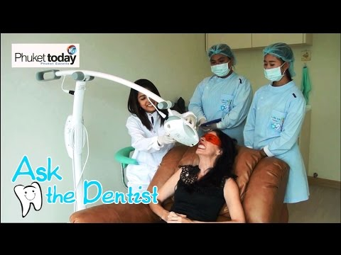 Ask the Dentist - Do people visit Phuket for dental tourism?