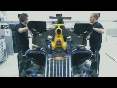 Construyendo un Formula 1