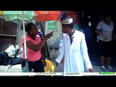 African Comedy - A Very Aboki Phone Call (Ep1)-Hilarious