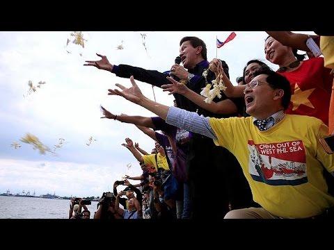 Κίνα: «Φάρσα» η απόφαση για την διαμάχη στη Νότια ΣΙνική Θάλασσα