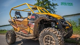 5. Josh Free and his 2013 Can-Am Maverick 1000 X RS