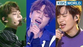 Jun - A Daily Song I Daewon - Return I Chan - If It Is You [Yu Huiyeol's Sketchbook/2018.04.14]