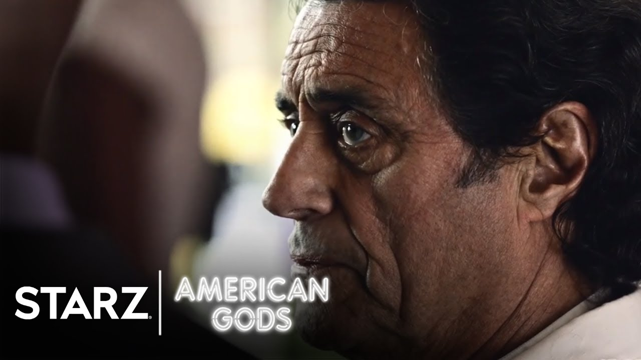 You Are What You Worship. Old Gods are Fading & New Gods are Rising in 'American Gods' (Clip) on Starz