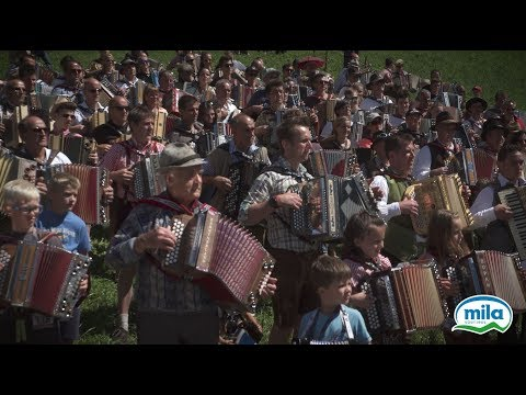 Ennstaler Polka on Klausberg's Kristallalm - Attempt of world record