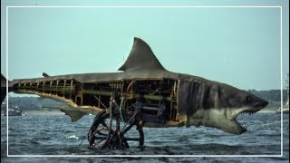 The Time the Animatronic Shark Nearly Ruined Jaws