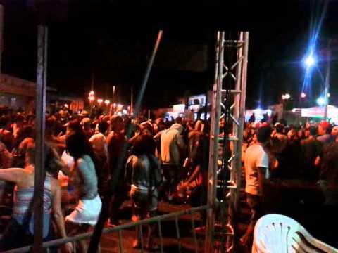 The Vingance no Carnaval 2015 de Balneário Pinhal