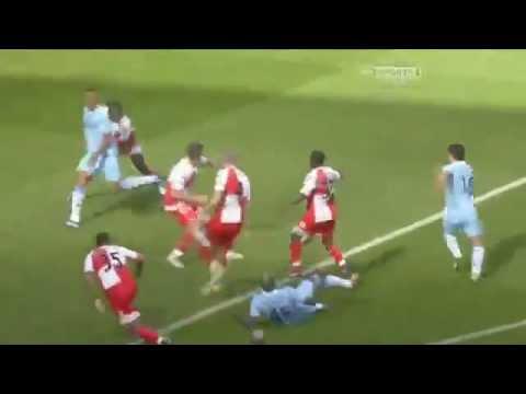 Sergio Aguero Last Minute Goal vs QPR