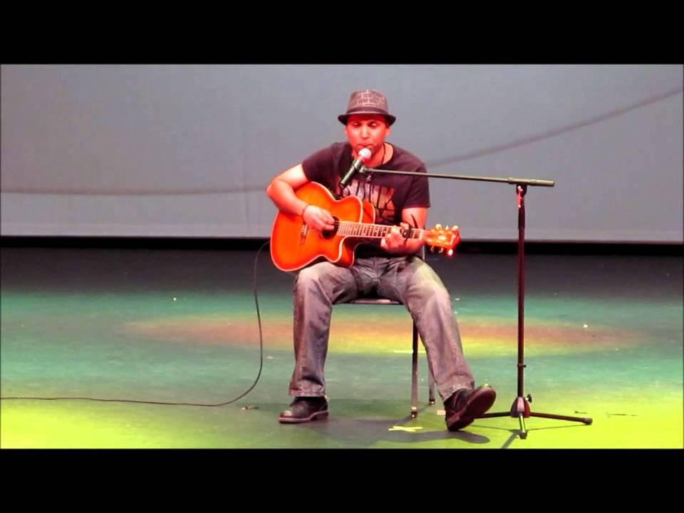 Tulsa guitar bollywood performance neeraj