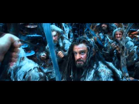 El Hobbit: La Desolación de Smaug - Spot #1