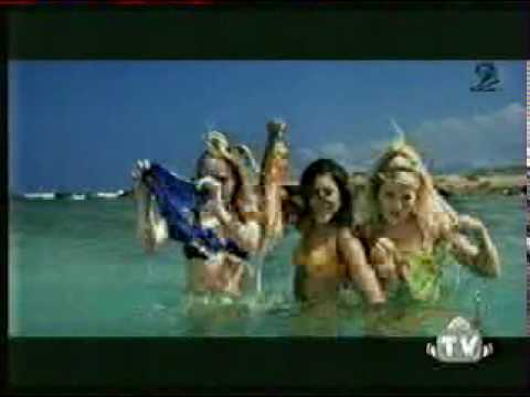 Banned Commercials - 3 girls take off bikinis from denmark.mpg