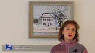 Stephanie Foley - Whitchurch-Stouffville Museum