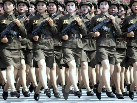 North Korean propaganda... (видео)