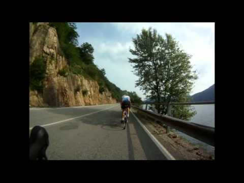In bicicletta da Sumirago a Ponte Tresa