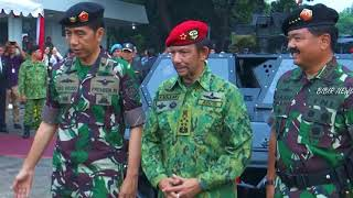 Video Sultan Brunei Terkejut Liat Senjata Yang di Pamerkan Jokowi MP3, 3GP, MP4, WEBM, AVI, FLV Agustus 2018