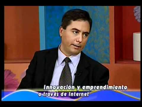 TVU - Innovacion y Emprendimiento a traves de Internet 17 Mayo 2011
