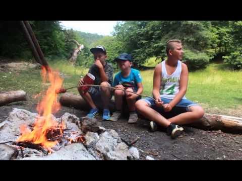 šhook Denný letný tábor