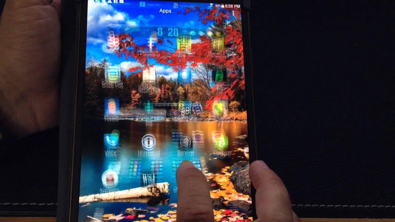 Descargar Samsung Galaxy Tab S 8.4 & 10.5 Tip: How to Uninstall Apps Quickly para Celular  #Android