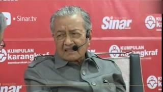 Anwar tetap pengganti saya - Tun Mahathir