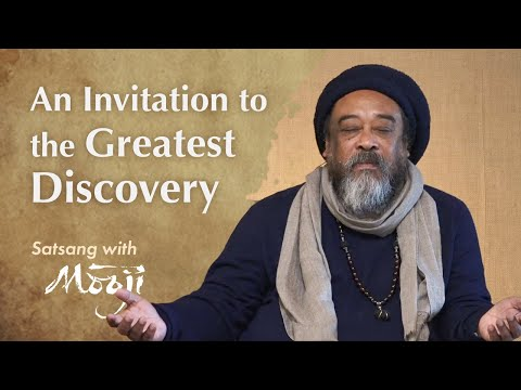 Mooji Video: An Invitation to the Greatest Discovery
