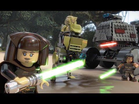 Конструктор Турботанк Клонов - LEGO STAR WARS - фото № 7
