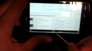 HTC Touch HD Software Tour 4284088 YouTube-Mix