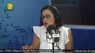 Dra. Ilonka Rodriguez Otorrinolaringologa comenta que es el tinnitus