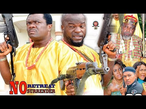 No Retreat,no Surrender Season 1 - New Movie|2018 Latest Nigerian Nollywood Movie  Hd1080p