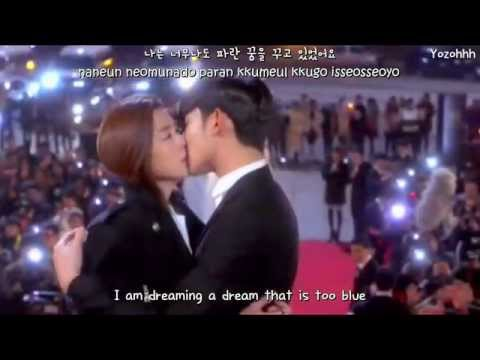 Kim Soo Hyun - Promise (약속) FMV (You Who Came from the Stars OST)[ENGSUB + Rom+ Hangul]