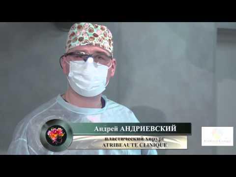 Абдоминопластика. Оперирует Андриевский Андрей Николаевич