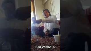Cak Nun Siap Membantu Kepulangan Habib Rizieq