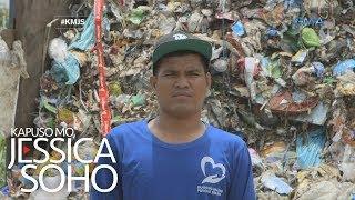 Video Kapuso Mo, Jessica Soho: Lalaki, nakapulot ng pera sa basurahan! MP3, 3GP, MP4, WEBM, AVI, FLV September 2018