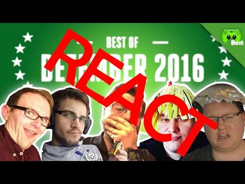 DEZEMBER 2016 🎮 PietSmiet React #10 (видео)