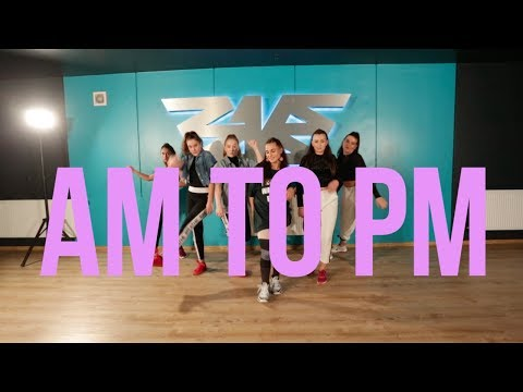 CHRISTINA MILIAN - Am To Pm | Anett Dukai Choreography