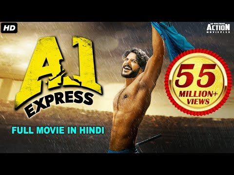 A1 EXPRESS (2021) NEW Released Hindi Dubbed Movie | Sundeep Kishan, Lavanya | New South Movie 2021
