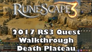 Nonton RS3 Quest Guide - Death Plateau - 2017(Up to Date!) Film Subtitle Indonesia Streaming Movie Download