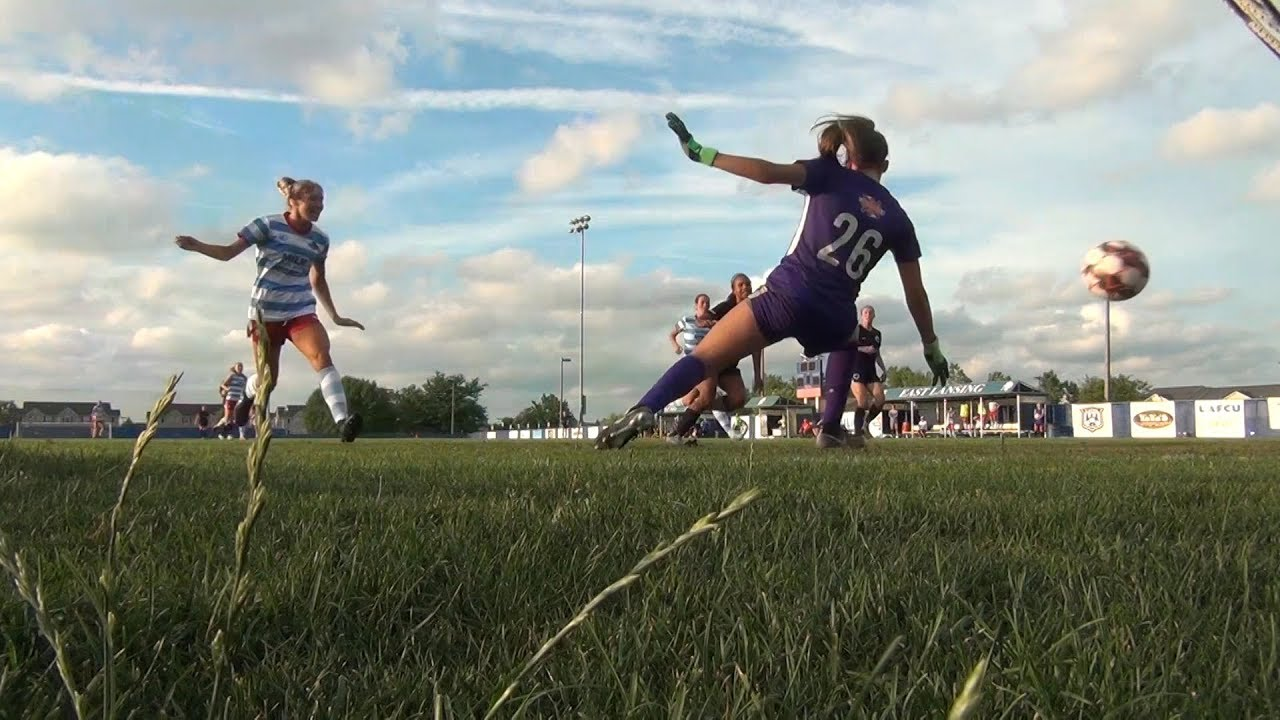 Lansing United Women 2-4 Grand Rapids FC Highlights 14 July 2018