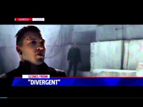 Divergent (Clip 'Eric and the Initiates')
