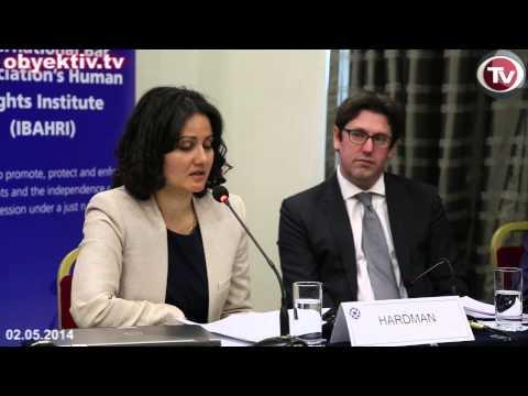 AZERBAIJAN  FREEDOM OF EXPRESSION ON TRIAL