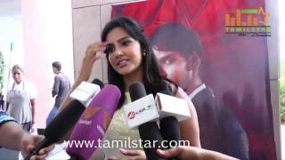 Priya Anand at Vai Raja Vai Movie Press Meet